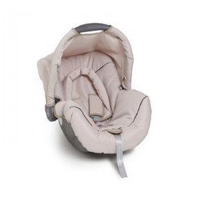 Cadeira Automotiva Piccolina - 8140 Bege/preto