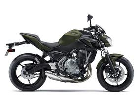 Kawasaki Z 650, Nueva En Caja, 1 Año De Garantía