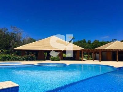 Oportunidade -terreno No Condomínio Ilha Dos Pássaros - Praia Do Forte! - Sl0725