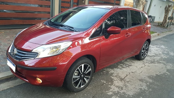 Nissan Note Exclusive 14500km Permuto Auto/moto Oldcars