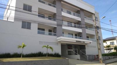 Apartamento Novo Com 2 Dorm (sendo 1 Suíte) - Ap0707