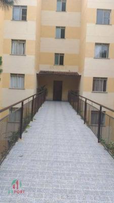 Lindo Apartamento No Cdhu Panorama - Ap0072