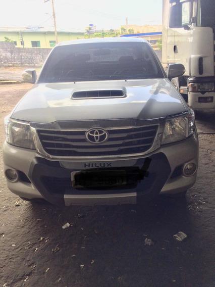 Toyota Hilux 3.0 Srv Top Cab. Dupla 4x4 Aut. 4p 163 Hp 2012