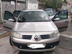 Renault Megane Grand Tour 1.6 Expresion Hi-flex 5p