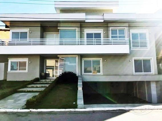Casa Com 5 Dormitórios À Venda, 680 M² Por R$ 3.500.000,00 - Aldeia Da Serra - Santana De Parnaíba/sp - Ca0158
