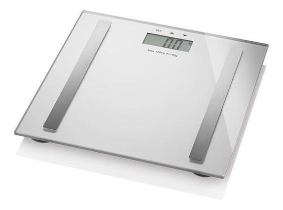 Balança Digital Com Visor Lcd Digi-health Hc029 Multilaser