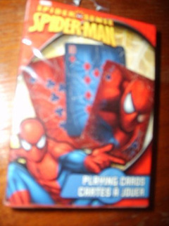 Naipes Spider Sense De Spider-man: Marca De Bicicletas