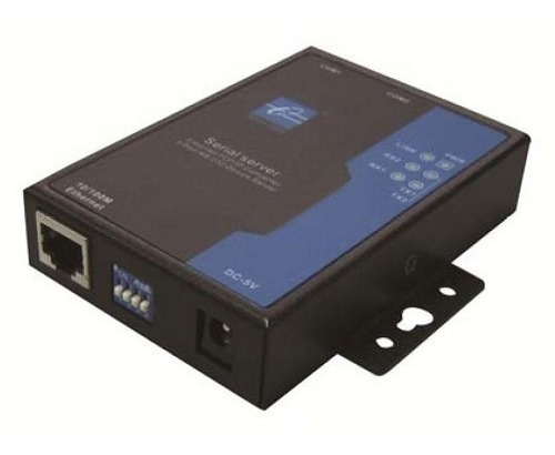 Convertidor Ethernet A Puerto Serial Lbnp16302t-2d(rs-485)