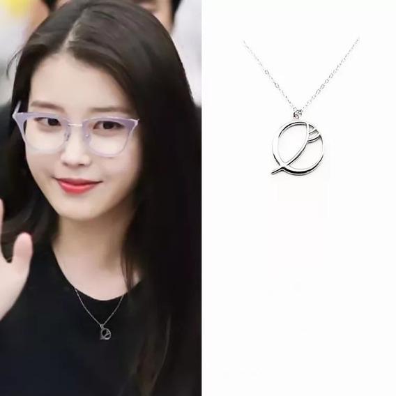 Collar Dorama Coreano Iu Hotel Del Luna K-drama