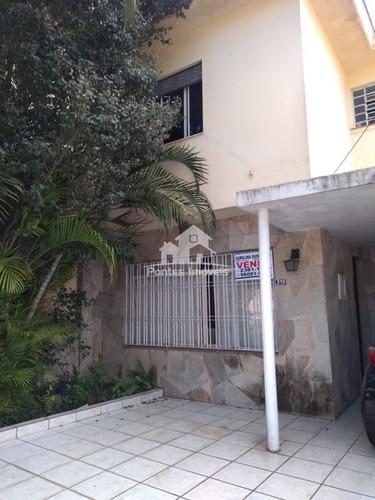 Imagem 1 de 29 de Sobrado 3 Dorms. 2 Vagas No Bairro Planalto Paulista-sp - Sob399
