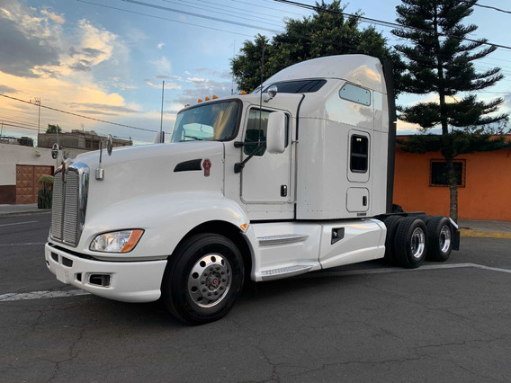 Remato Tractocamion Kenworth T660 2012