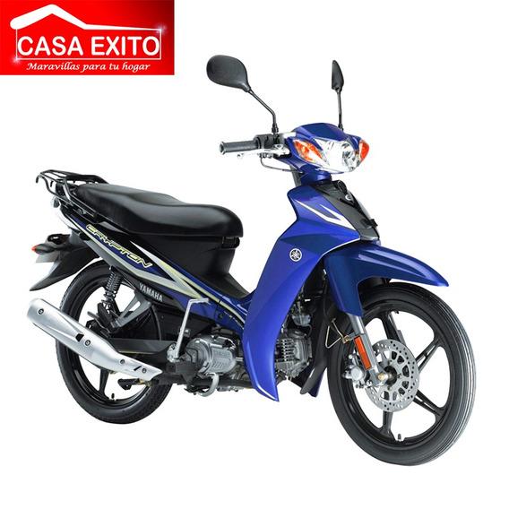 Moto Yamaha Crypton T110c 100cc Año 2020 Color Ne/ Az/ Ro