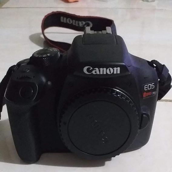 Câmera Fotografica Canon Eos T6