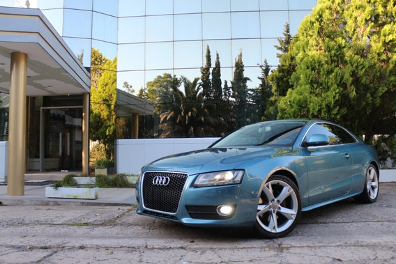 Audi A5 3.2 V6 Fsi Quattro Azul Topacio