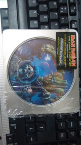 Cd The Final Frontier Do Iron Maiden Edição Lata