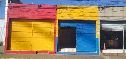 Salão Comercial / Galpão, Campos Eliseos, Ribeirão Preto - 346-a