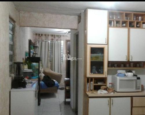 Imagem 1 de 9 de Casa Térrea Para Venda No Bairro Condomínio Maracanã, 2 Dorm, 1 Vagas - 926