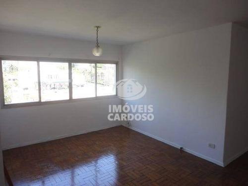 Imagem 1 de 12 de Apartamento Com 2 Dormitórios, 68 M² - Venda Por R$ 499.000,00 Ou Aluguel Por R$ 2.200,00 - Brooklin - São Paulo/sp - Ap5158