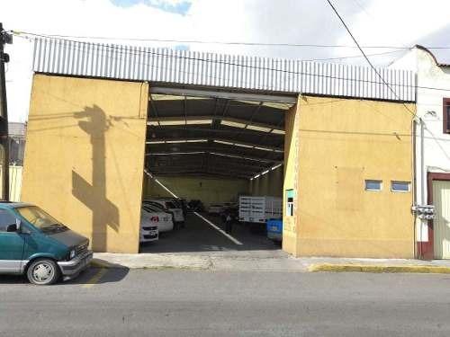 Oportunidad! Bodega Toluca Centro Se Vende Como Terreno