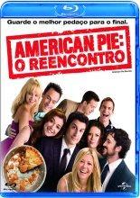 Blu-ray Do Filme American Pie: O Reencontro ( Jason Biggs)