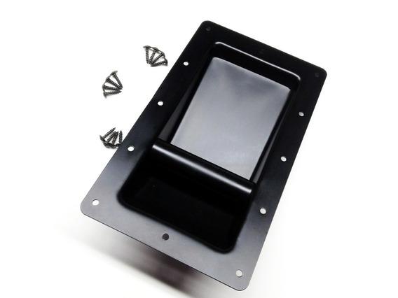Alça De Ferro Para Caixa De Som Kit 2 Peças