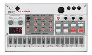 Sintetizador Análogico Digital Secuencer Korg Volca Sample