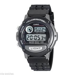 Relógio Casio Masculino Digital Esportivo 50 Mts W-87h-1vhdr