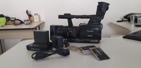 Filmadora Panasonic P2 Ag-hpx170p