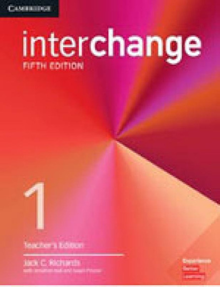 Interchange 1 - Teacher