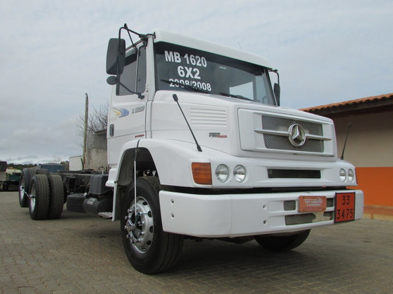 Mb 1620 6x2 No Chassis.