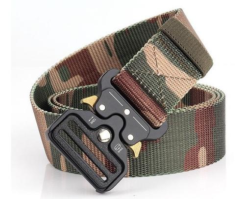 Cinturón Táctico Militar Tipo Asalto Envío Gratis