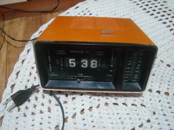 Rádio Relógio Philco Ford B502 , Palhetas , Ler Descrição