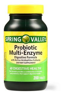 Probioticos Enzimas 100% Certificado Enciclopedia