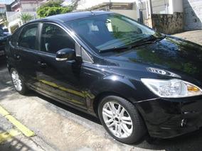 Focus 2.0 Ghia Aut. 5p 2009 Blindado N3a +couro+teto Bx Km