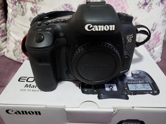 Canon Eos 7d Mark Ii Super Nova Somente O Corpo