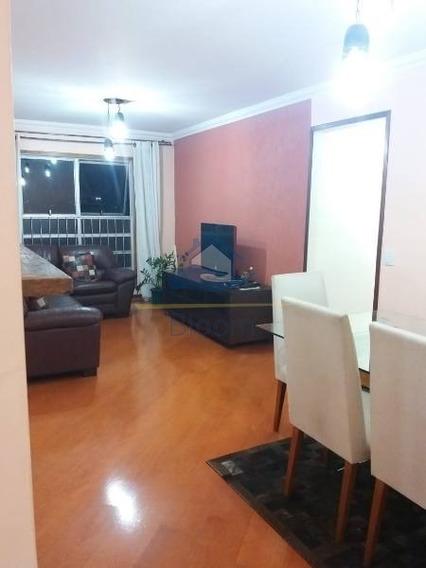 Apartamento Em Condomínio Padrão Para Venda No Bairro Jardim Marajoara, 3 Dorm, 1 Suíte, 1 Vagas, 90 M - 257096