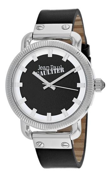 Reloj Pulsera Jean Paul Gaultier Index 8504407 Para Hombre