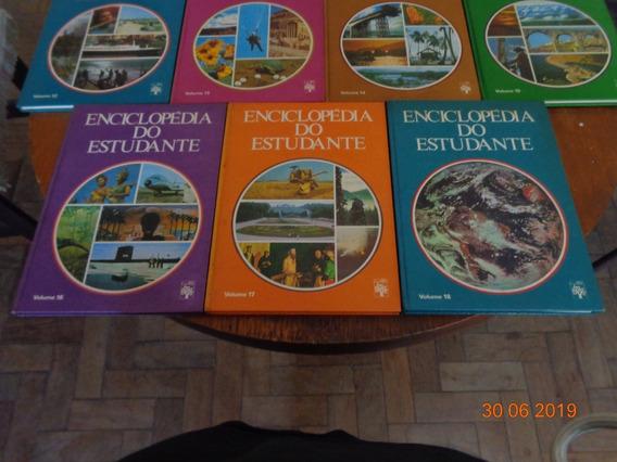 Enciclopédia Do Estudante 1973 Abril Cultural (raro).