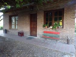 Casa Traslasierras, Las Tapias, Córdoba.