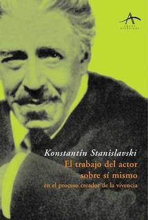 El Actor En El Proceso De La Vivencia, Stanislavski, Alba #