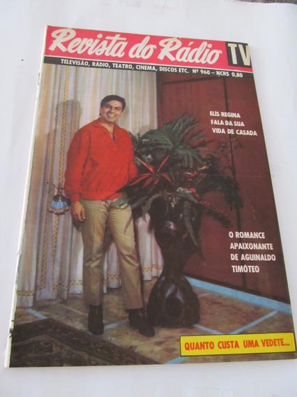 Radio 1968 Agnaldo Elis Wanderlea Clara Nunes Roberto Vanusa