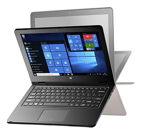 Notebook Quad Core 2gb Ram Hd 32gb Multilaser 11.6  Win 10