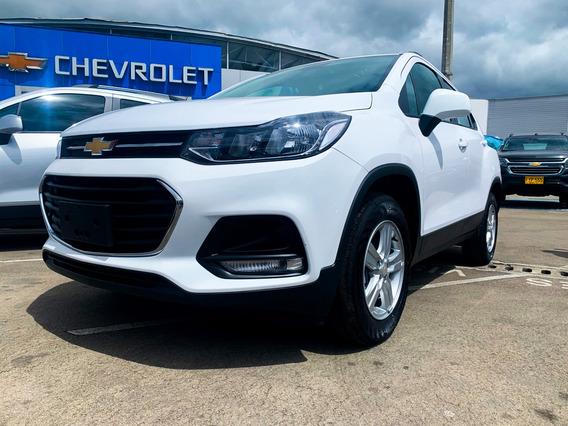 Chevrolet Tracker Pública 2020 0km Con Trabajo Automática