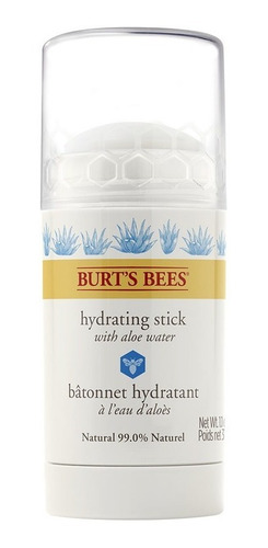 Hidratante En Barra Burt's Bees Con Agua De Aloe 31 Gr