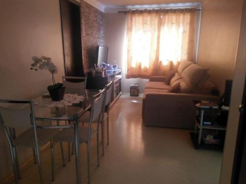Imagem 1 de 23 de (aj)apartamento Com 2 Dormitórios À Venda, 50 M² Por R$ 219.000 - Freguesia Do Ó - São Paulo/sp - Ap0384 - 67733363