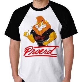 Camiseta Camisa Raglan Proerd Programa Drogas Mascu Feminino