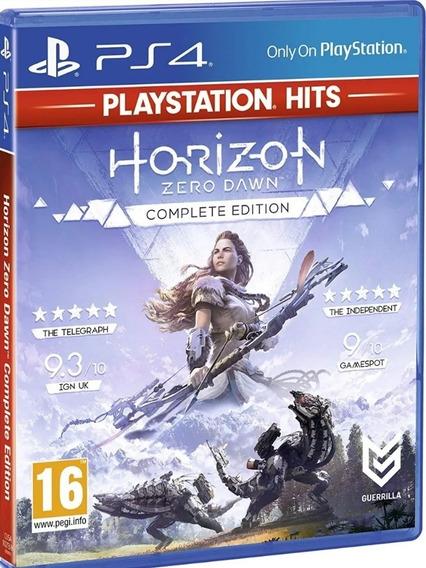 Horizon Zero Dawn - Ps4 - Mídia Física