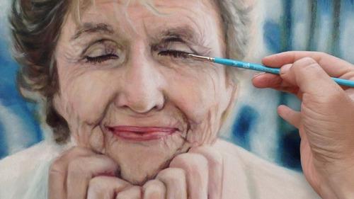 Imagem 1 de 3 de Curso Completo De Pintura A Óleo De Retratos .22gb (dvds)