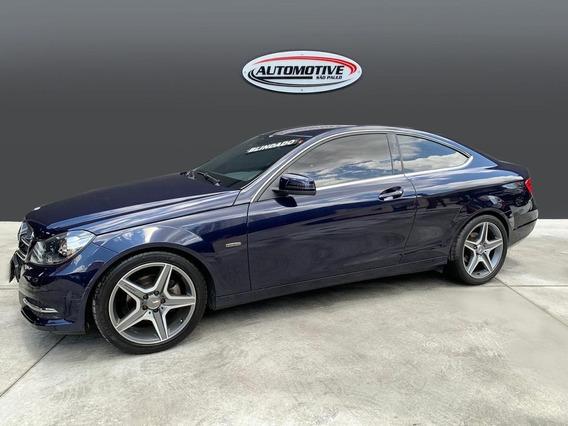 Mercedes-benz C 180 1.8 Cgi Coupé 16v Turbo Gasolina 2p