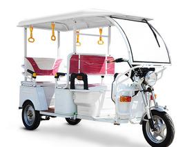 Motocarro Eléctrico V10 A 12 Meses Con Tarjeta Decrédito